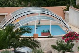 Combien co te une piscine enterr e prix d 39 une piscine enterr e co t pis - Cout piscine couverte ...